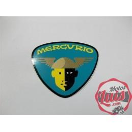 Adhesivo Emblema Guardabarros Mercurio Mod. 7