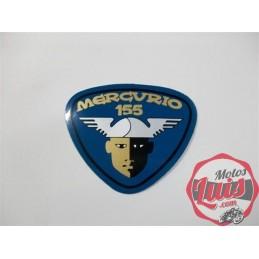 Adhesivo Emblema Guardabarros Mercurio 155 Mod. 9 - 22