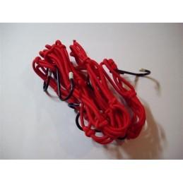 Malla Red Portabultos Roja