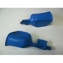 Cubremandos Clasicos Bomba Cuadrada Azul