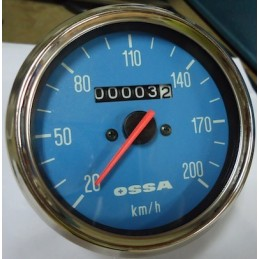 Reloj Cuentakilometros OSSA Yankee