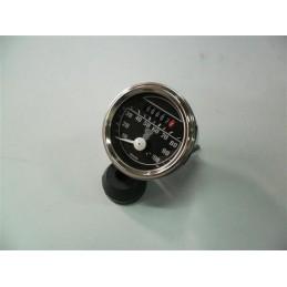 Reloj Cuentakilometros Bultaco Mercurio Diametro 60 Negro