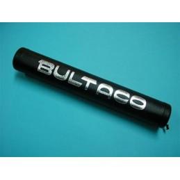 Protector Manillar Bultaco Negro - Plata