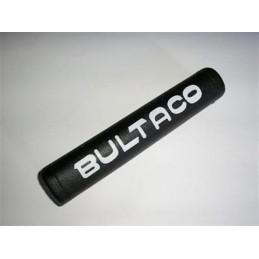 Protector Manillar Bultaco Mini Blanco