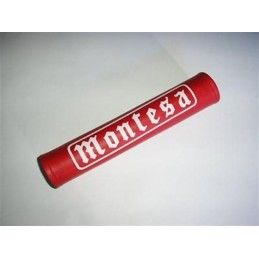 Protector Manillar Montesa Corto Rojo