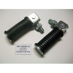 Estriberas Cilindricas M12x125 L30 Universal