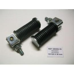 Estriberas Cilindricas M10x125 L30 Universal