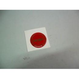 Marca Deposito Derbi Rojo