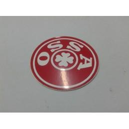 Adhesivo OSSA Guardabarros Trasero