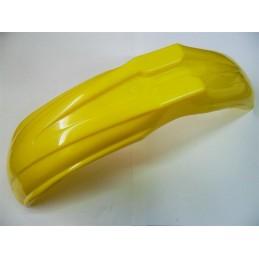 Guardabarros Del Enduro Con Rejilla amarillo