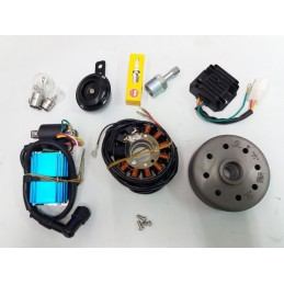 Bultaco - Encendido Electronico Cono Grueso