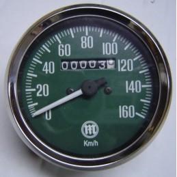 Reloj Cuentakilometros Montesa Enduro Verde D.80
