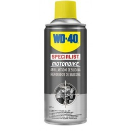 Spray Abrillantador Plasticos WD-40 400 ml.