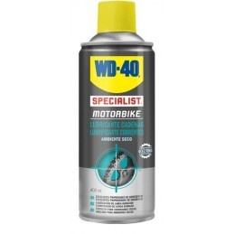 Spray Lubricante de Cadenas WD-40 400 ml.