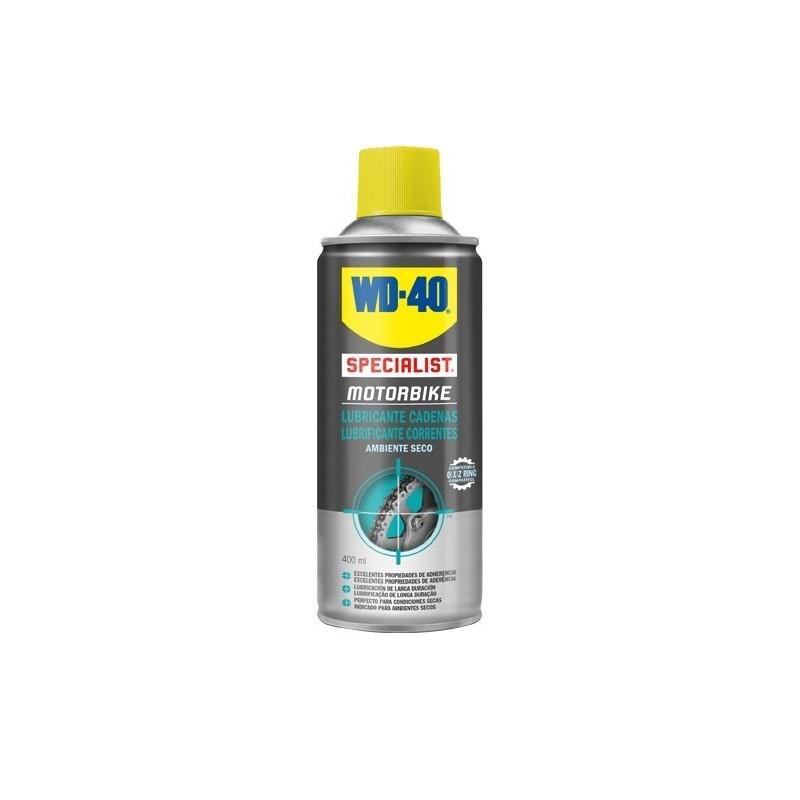 Spray Lubricante de Cadenas WD-40 400 ml.