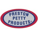 Guardabarros Delantero Muder Preston Petty Blanco