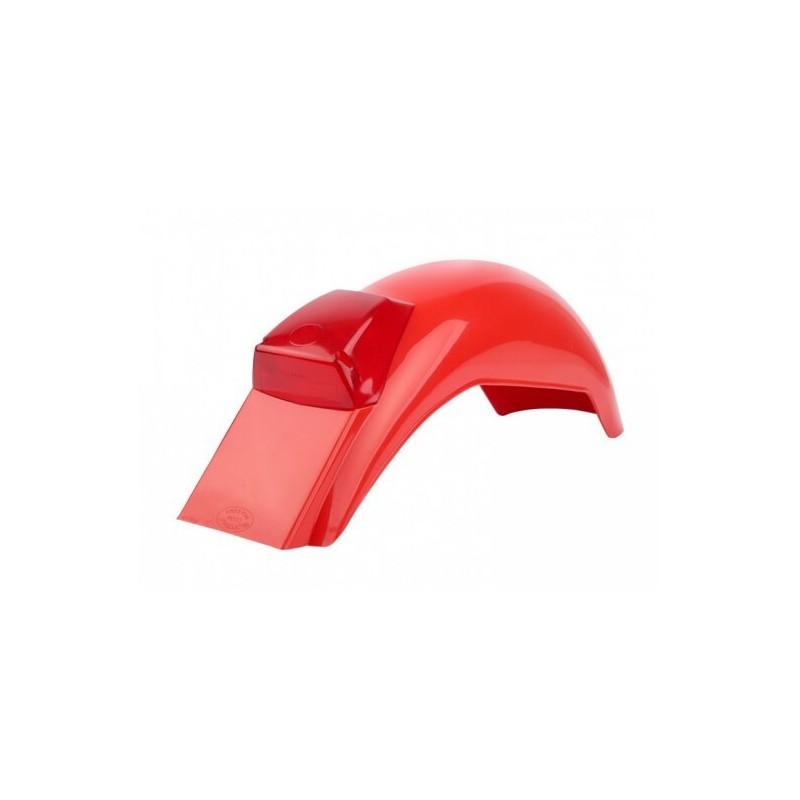 Guardabarros Trasero Muder Preston Petty Rojo