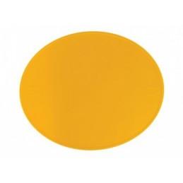 Ovalo Portanumeros Preston Petty Amarillo